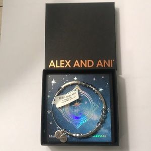 Alex and Ani Jewelry - New Alex and Ani Glacial Moon bracelet